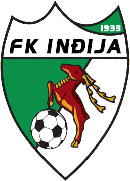 Escudo de FK INDIJA (SERBIA)