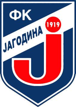 Escudo de FK JAGODINA (SERBIA)