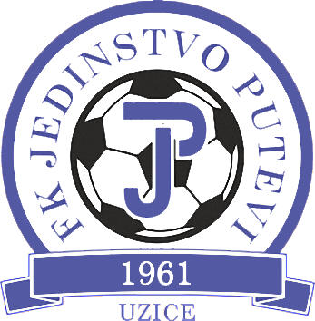 Escudo de FK JEDINSTVO PUTEVI (SERBIA)