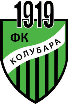 Escudo de FK KOLUBARA (SERBIA)