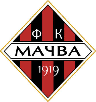 Escudo de FK MACVA SABAC (SERBIA)