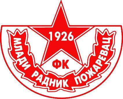 Escudo de FK MLADI (SERBIA)