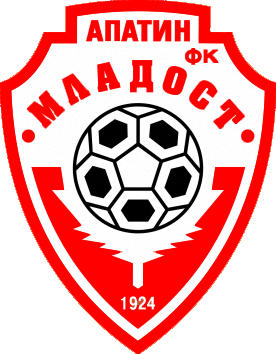 Escudo de FK MLADOST APATIN (SERBIA)