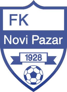 Escudo de FK NOVI PAZAR (SERBIA)