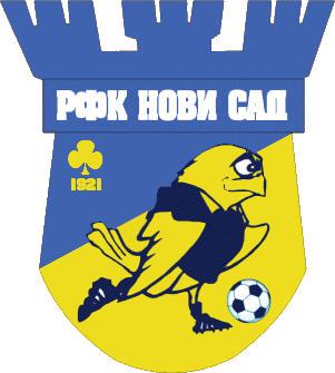 Escudo de FK NOVI SAD (SERBIA)