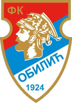 Escudo de FK OBILIC (SERBIA)