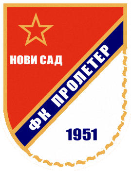 Escudo de FK PROLETER (SERBIA)