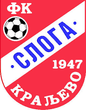 Escudo de FK SLOGA KRALJEVO (SERBIA)