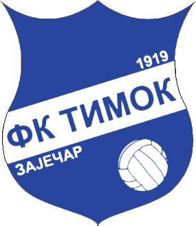 Escudo de FK TIMOR (SERBIA)