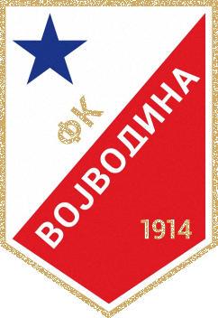 Escudo de FK VOJVODINA (SERBIA)