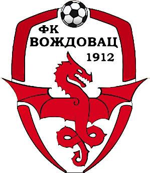 Escudo de FK VOZDOVAC (2) (SERBIA)