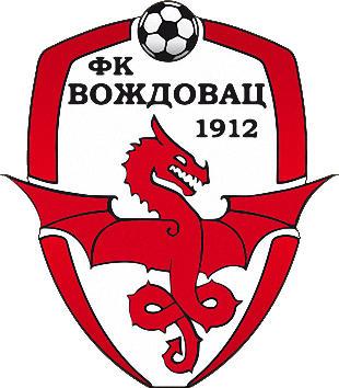 Escudo de FK VOZDOVAC (SERBIA)
