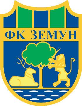 Escudo de FK ZEMUN (SERBIA)
