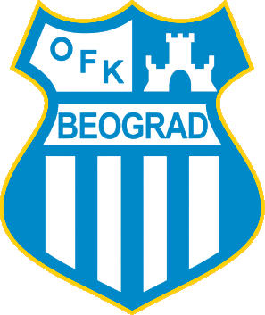 Escudo de OFK BELGRADO (SERBIA)