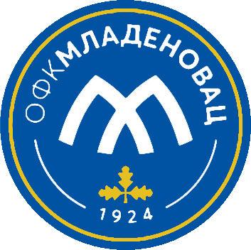 Escudo de OFK MLADENOVAC (SERBIA)