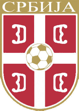 Escudo de SELECCIÓN DE SERBIA (SERBIA)