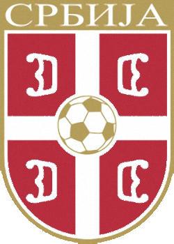 Escudo de SELECCIÓN SERBIA (SERBIA)