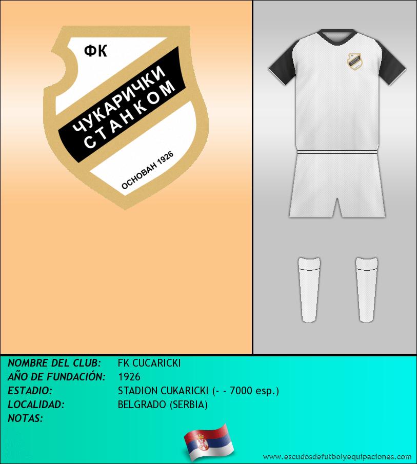 Escudo de FK CUCARICKI