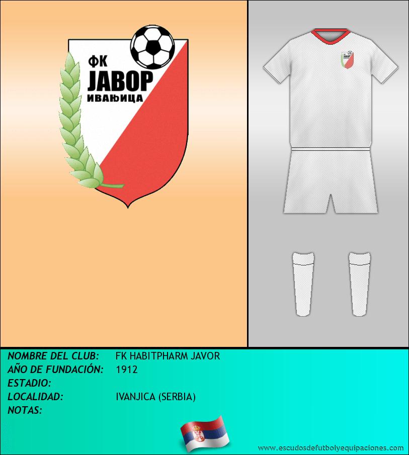 Escudo de FK HABITPHARM JAVOR
