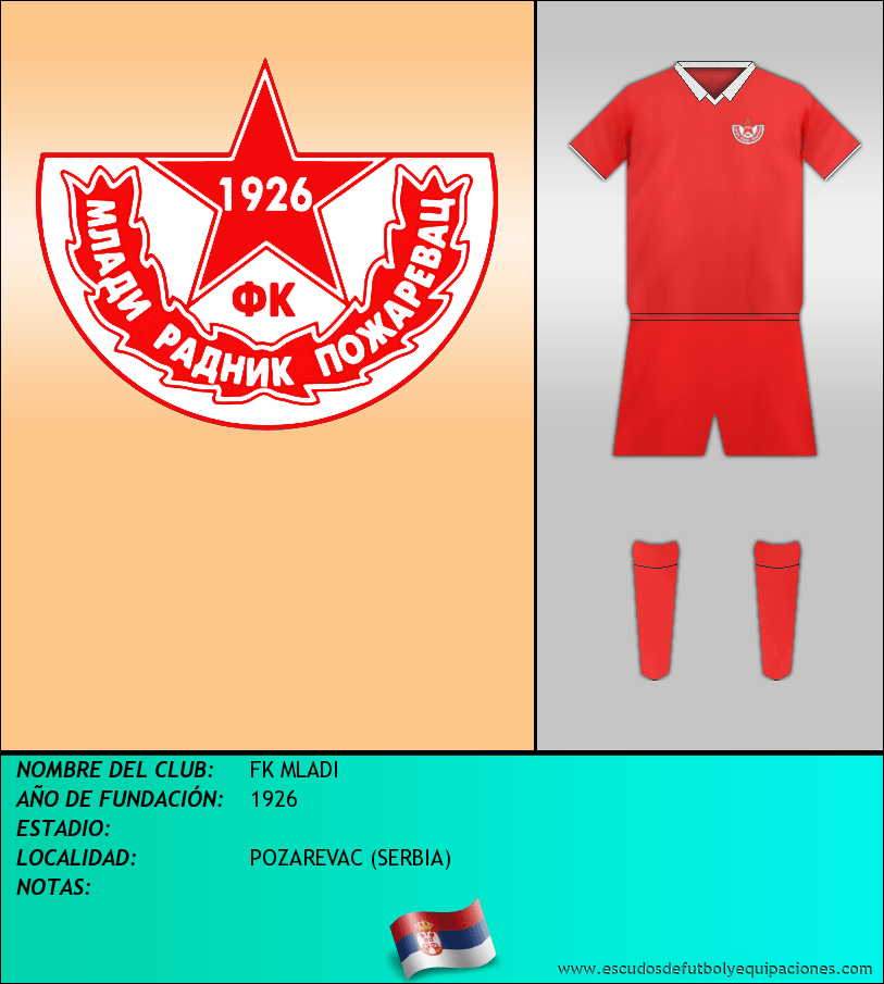 Escudo de FK MLADI
