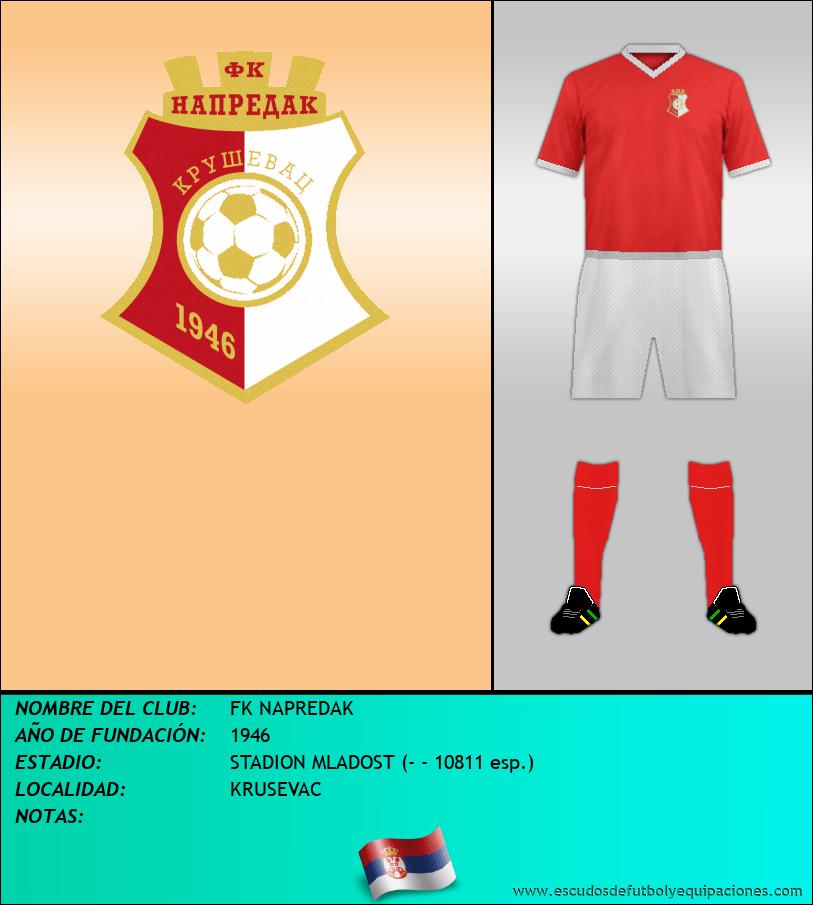 Escudo de FK NAPREDAK