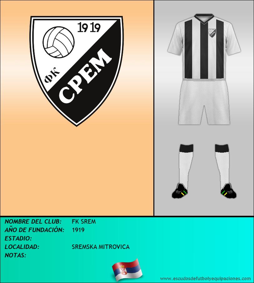 Escudo de FK SREM