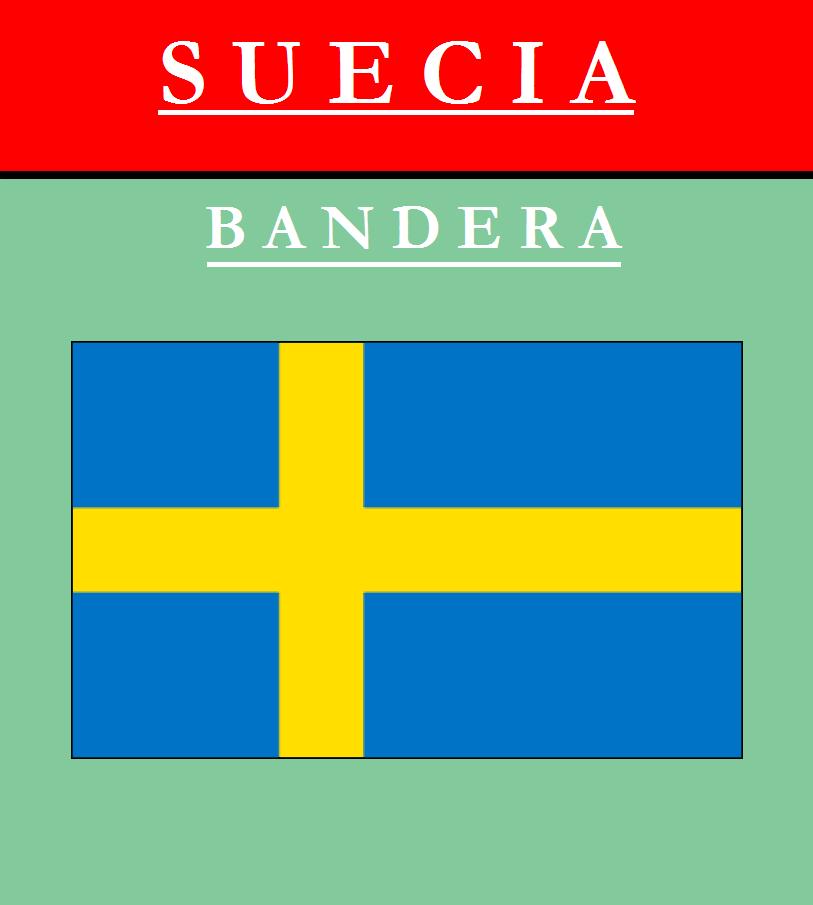 Escudo de BANDERA DE SUECIA