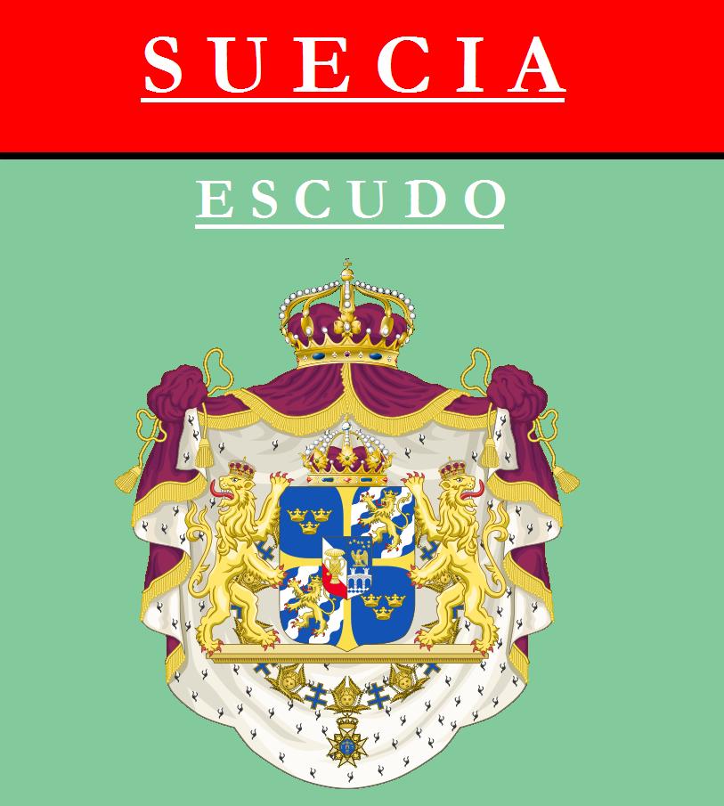 Escudo de ESCUDO DE SUECIA