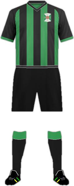 Equipación VARBERGS BOLS FC