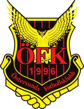 Escudo de ÖRSTERSUNDS F.K. (SUECIA)