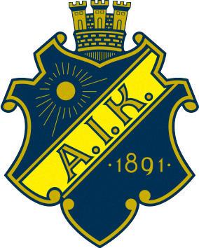 Escudo de AIK SOLNA (SUECIA)