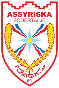 Escudo de ASSYRISKA FF (SUECIA)