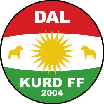 Escudo de DALKURD FF (SUECIA)