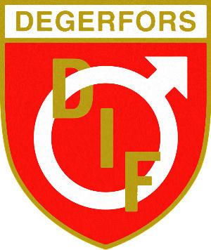 Escudo de DEGERFORS IF (SUECIA)