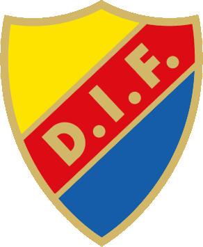 Escudo de DJURGARDEN IF (SUECIA)