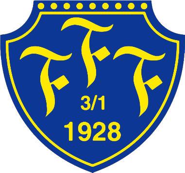 Escudo de FALKENBERGS FF (SUECIA)
