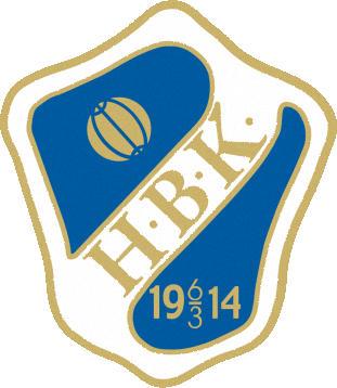 Escudo de HALMSTADS BK (SUECIA)