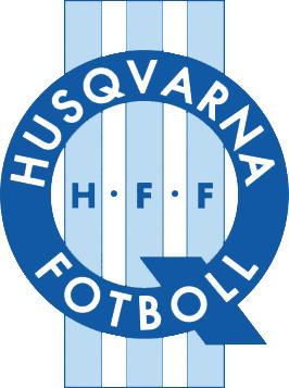 Escudo de HUSQVARNA FF (SUECIA)