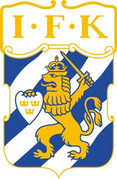 Escudo de IFK GOTEBORG (SUECIA)