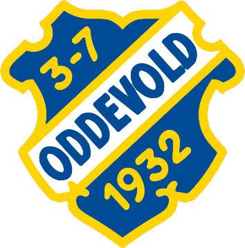Escudo de IK ODDEVOLD (SUECIA)