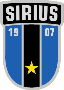 Escudo de IK SIRIUS (SUECIA)