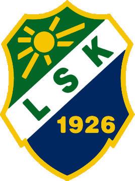 Escudo de LJUNGSKILE SK (SUECIA)
