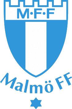 Escudo de MALMÖ FF (SUECIA)