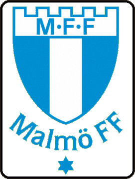 Escudo de MALMO FF (SUECIA)