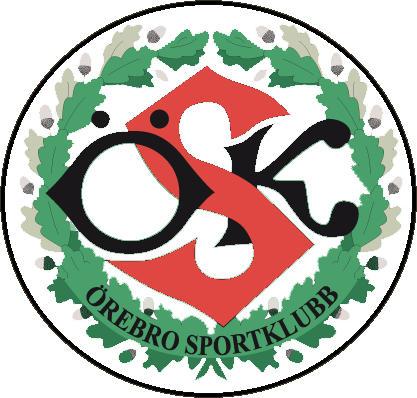 Escudo de OREBRO SK (SUECIA)