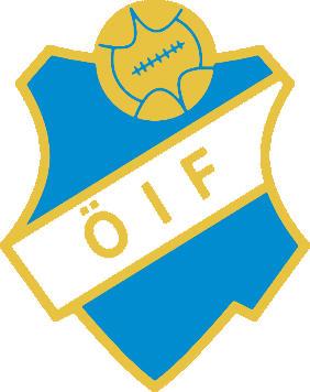 Escudo de OSTERS IF (SUECIA)