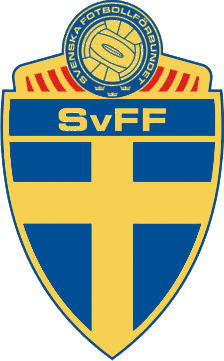 Escudo de SELECCIÓN DE SUECIA (SUECIA)