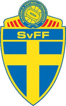 Escudo de SELECCIÓN SUECA (SUECIA)