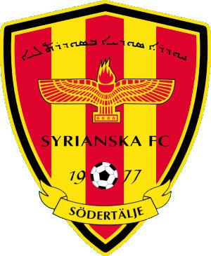 Escudo de SYRIANSKA FC (SUECIA)