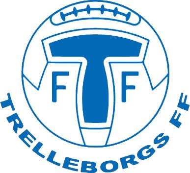 Escudo de TRELLEBORGS FF (SUECIA)